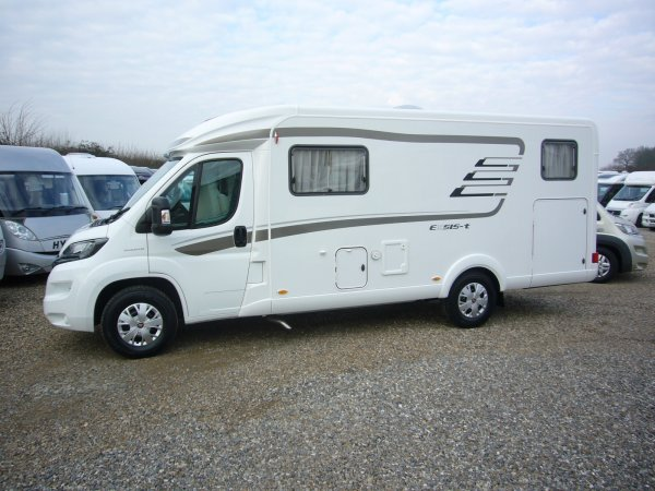 HYMER EXSIS T588 High Bed