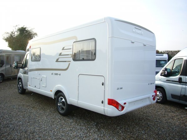 HYMER EXSIS T 588 Low Bed